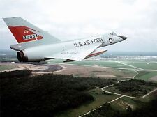 MILITARY AIR PLANE FIGHTER JET USAF DELTA DART F106 POSTER ART PRINT BB1134A