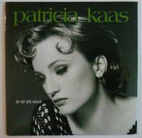 """PATRICIA KAAS : JE TE DIS VOUS """"A ST-LUNAIRE"""" ♦ CD SINGLE PROMO ♦"""