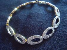 Diamond 18 - 18.99cm Fine Bracelets