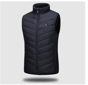 Electric Heated Vest Waterproof Heating Vest for Men and Women Heated Gilet Jack