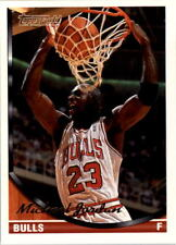 Michael Jordan #23 Topps Gold 1993/94 NBA Basketball Card