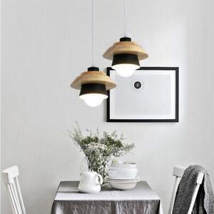 Black Pendant Light Modern Ceiling Lamp Kitchen Lights Room Chandelier Lighting