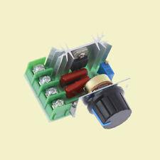 2000W AC 50-250V 25A Adjustable Motor Speed Controller, Voltage Regulato, Dimmer