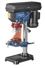 Scheppach 5906806901 DP16VL Tischbohrmaschine 16mm 500W inkl. Schraubstock-Laser