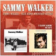 Sammy Walker - Sammy Walker / Blue Ridge Mountain Skyline [New CD] UK - Import
