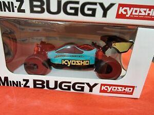 Kyosho MINI-Z Buggy Readyset INFERNO MP9 Emerald Green/Black 32091EGB