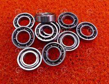 10 PCS - MR105 (5x10x3 mm) Metal Open Ball Bearing Bearings 5*10*3