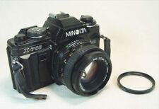 Minolta X-700 Classic 35mm SLR Manual Camera 50mm F/1.7 Lens - Great Conditions
