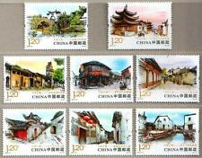 China 2013-12 Ancient Town of China Stamps 中國古鎮 - Building
