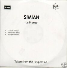 (197X) Simian, La Breeze - DJ CD
