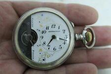 chronometer Hebdomas Vintage pocket watch
