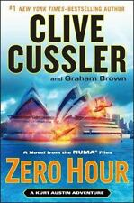 The NUMA Files: Zero Hour No. 11 by Graham Brown and Clive Cussler (2013,...