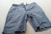 GARDEUR Sport Herren Sommer Hose Jeans Short Bermuda Gr.48 hellblau dünn #56