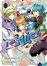 (NEW)  I Am Alice Vol. 2 : Body Swap in Wonderland 2 by Ayumi Kanou PAPERBACK