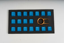 Tai-Hao Rubber 18 keys Keycap set BackLite for mechanical keyboard Taihao