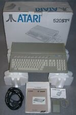 Atari ST Computer 520 STE 4MB Memory TOS 1.62 DMA C398739-001 STM1 Mouse BOXED