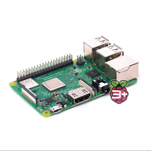 Raspberry Pi 3 Model B+ the Improved Version Raspberry Pi 3 Model B plus