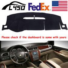 Dashmat For Chevrolet Suburban/Tahoe 07-12 & Silverado LTZ 07-13 Dashboard Cover