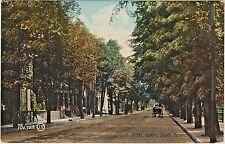 Residential Church Street in Toronto, Ontario, Canada Looking South Early 1900s