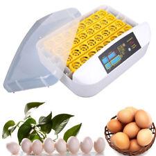 32 Eier Geflügel Eier Inkubator Brutkasten Brutapparat Brüter Brutmaschine Taube