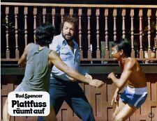 Plattfuss räumt auf ORIG AH-Foto Bud Spencer KULT