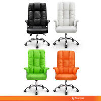 Executive PU Leather Home Office Chair (ROTHENBURG)