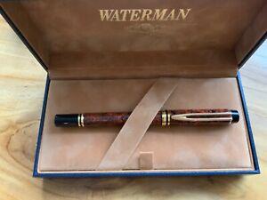 Waterman Man 200 Red Ripple GT Fountain Pen