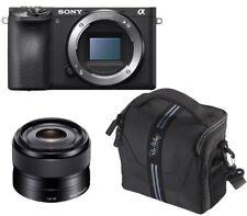 Sony Alpha 6500 A6500 + E 35mm 35 mm 1,8 OSS Portrait + Cashback SUPERSET