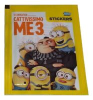 Despicable Me 3 Topps Lot 30 Packs Stickers