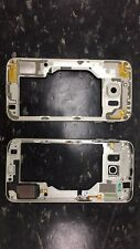 Used Mid Frame Bezel Housing With Parts For Samsung Galaxy S6
