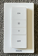 Philips Hue Smart Dimmer Switch Wall Mount Remote Control