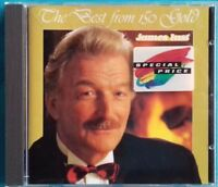 CD JAMES LAST THE BEST FROM 150 GOLD Ref 0985