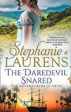 The Daredevil Snared (The Adventurers Quartet, Book 3), Laurens, Stephanie, New
