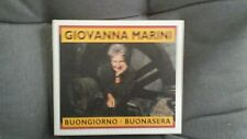 MARINI GIOVANNA - BUONGIORNO E BUONASERA. CD DIGIPACK EDITION