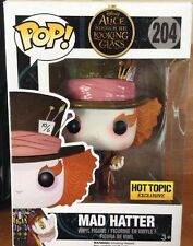 Alice Through the Looking Glass Mad Hatter Hot Topic Exclusive Pop Funko
