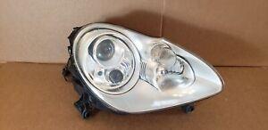 2003-2006 Porsche Cayenne Headlight RH Passenger HID Xenon OEM