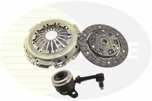 Clutch Kit with CSC FOR RENAULT MODUS 1.4 1.6 04->ON CHOICE2/2 Petrol Comline