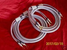 Pure/AV Belkin Pure AV High-Performance Speaker Cables AV53001-08 *With Spades*