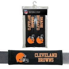 Cleveland Browns Seatbelt Shoulder Protector Pads