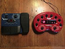 Line 6 POD v2.0 - Ampli guitare Modeler Effet Pédale + Gratuit Behringer X Vamp Pédale!