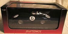 Jaguar D-Type Lemans Winner1955 #6-1/32 Analog Slot Car! New!
