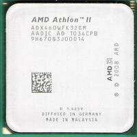AMD Athlon II X3 460 (ADX460WFK32GM) CPU 667/3.4 GHz Socket AM3 1.5 MB 100% Work