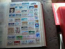 FRANCE - 44 timbres obliteres (tout etat) stamp french