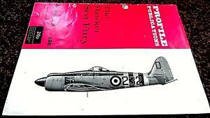 PROFILE PUBLICATIONS AIRCRAFT #126: THE HAWKER SEA FURY (1966)