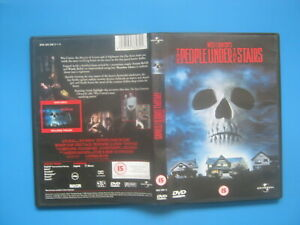 THE PEOPLE UNDER THE STAIRS (1991) Brandon Adams - WES CRAVEN CULT HORROR - DVD