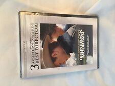 Brokeback Mountain DVD SEALED Ledger Gyllenhaal Hataway Williams