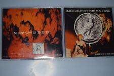 Rage Against The Machine – Sleep Now In The Fire. CD-SINGLE PROMO.