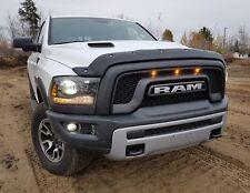 Ram 1500 2500 3500 Raptor Style Rebel Grille Gray RAM Letters R A M