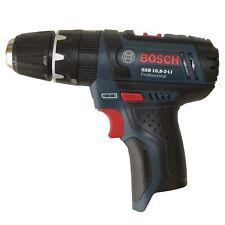 Bosch GSB 10,8-2-Li Schlagbohrschrauber SOLO ohne Akkus Lader + L-Boxx Einlage