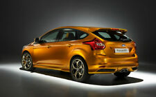 "2012 FORD FOCUS ST A1 CANVAS PRINT POSTER 33.1""x21.4"""